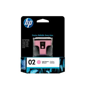 02 LIGHT MAGENTA INK CARTRIDGE C8775WA