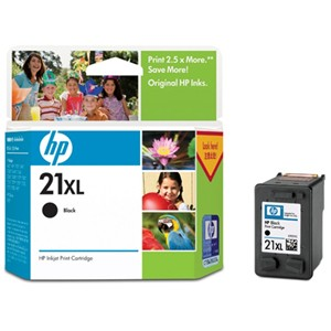 21XL BLACK INK CARTRIDGE C9351CA