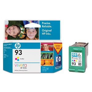 HP 93 TRI-COLOR INK C9361WA