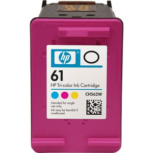 HP 61 TRI-COLOR INK CH562WA