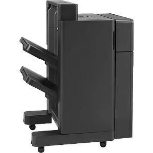 HP LaserJet Stapler/Stacker w/2-4 Punch - For M855 & M880 Series