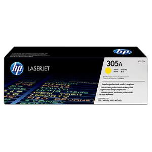 305A YELLOW LASERJET TONER CARTRIDGE CE412A