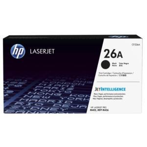 26A BLACK LJ TONER CARTRIDGE CF226A
