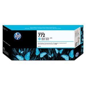 HP 772 300ml Light Cyan Ink Cartridge