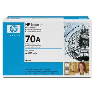 70A BLACK LASERJET TONER CARTRIDGE Q7570A