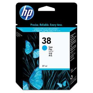 No 38 Pigment Ink Cartridge Cyan