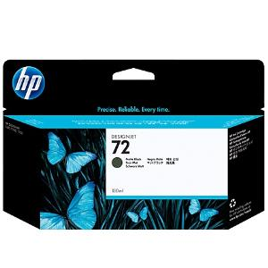 HP 72 130ml Matte Black Ink Cartridge