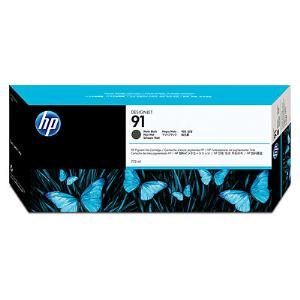 HP 91 775ML MATTE BLACK INK CARTRIDGE