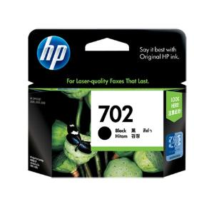 702 BLACK INK CARTRIDGE CC660AA