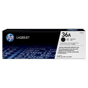 36A BLACK LASERJET TONER CARTRIDGE CB436A
