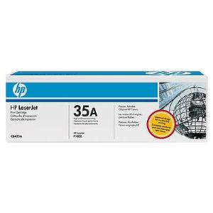 35A BLACK LASERJET TONER CARTRIDGE CB435A