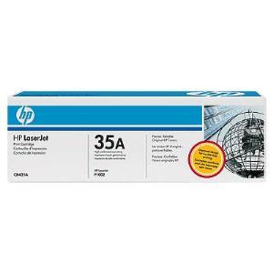 35A BLACK LASERJET TONER CARTRIDGE CB435A