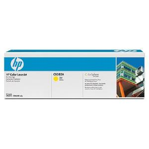 824A YELLOW LASERJET TONER CARTRIDGE CB382A