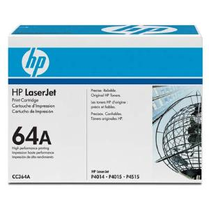 64A BLACK LASERJET TONER CARTRIDGE CC364A