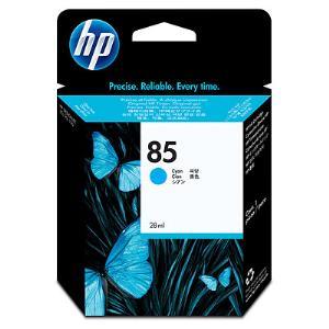 HP 85 28ml cyan ink cartridge