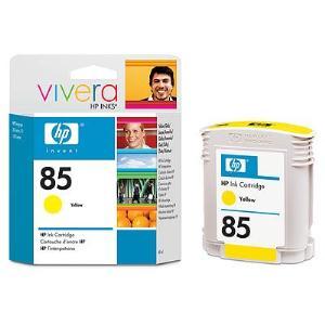 HP 85 69-ml Yellow Ink Cartridge (C9427A)