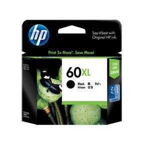 60XL BLACK INK CARTRIDGE CC641WA