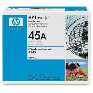 45A BLACK LASERJET TONER CARTRIDGE Q5945A