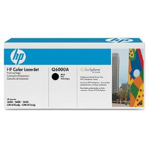 124A BLACK LASERJET TONER CARTRIDGE Q6000A