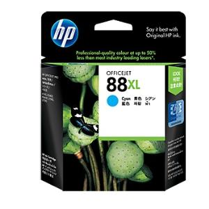 88XL CYAN INK CARTRIDGE C9391A
