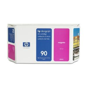 HP 90 400ml Magenta Ink Cartridge