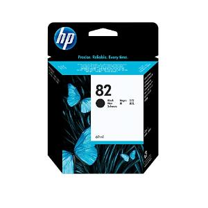 HP 82 Black Cartridge (69 ml)