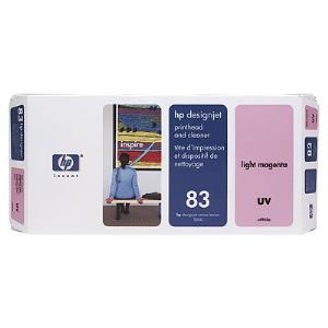 83 UV Lt Magenta PH and Cleaner C4965A