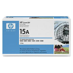 15A BLACK LASERJET TONER CARTRIDGE C7115A