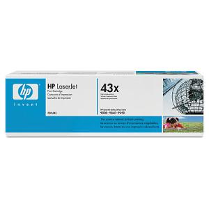 43X BLACK HIGH YIELD LASERJET TONER CARTRIDGE C8543X