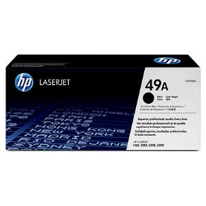 49A BLACK LASERJET TONER CARTRIDGE Q5949A