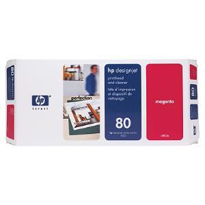 80 Magenta Printhead C4822A