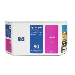 HP 90 MAGENTA 225 ML INK CARTRI.