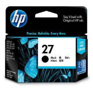 27 BLACK INK CARTRIDGE C8727AA