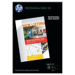 Q6594A PRO MATT INKJET A3 PAPER PK100