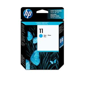 11 CYAN INK CARTRIDGE C4836A