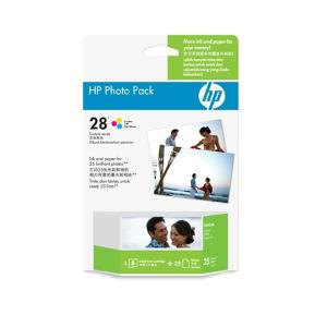 28 Photo Pack Glossy 4X6.5 Ap 25 Sht