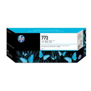 HP 772 300ml Light Grey Ink Cartridge