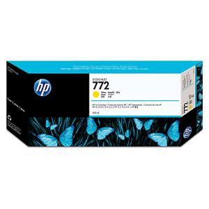HP 772 300ml Yellow Ink Cartridge