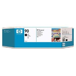 HP 90 400ml x 3-pack Black Ink Cartridge