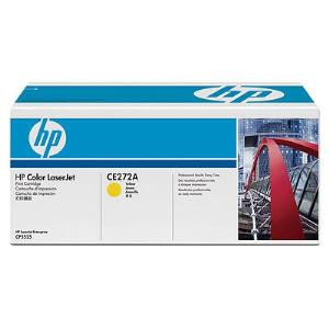 650A YELLOW LASERJET TONER CARTRIDGE CE272A