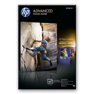 ADVANCED GLOSSY PHOTO PAPER 10 X 15CM BORDERLESS PK60