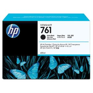 INK CARTRIDGE NO 761 400ML MATTE BLACK DESIGNJET