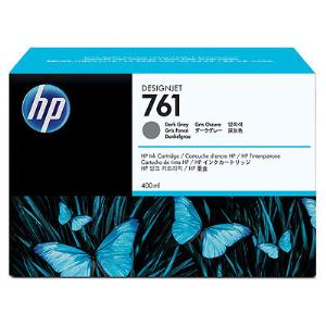 INK CARTRIDGE NO 761 400ML DARK GRAY DESIGNJET