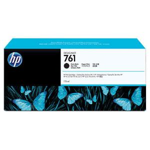 Ink Cartridge No 761 775ML Matte Black Designjet