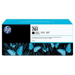Ink Cartridge No 761 775ML Matte Black Designjet
