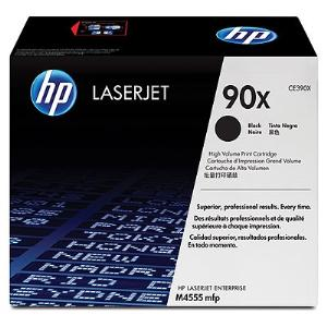 90X BLACK HIGH YIELD LASERJET TONER CARTRIDGE CE390X
