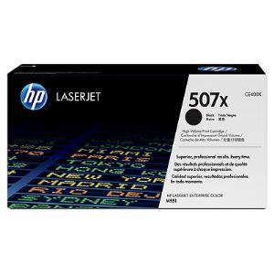 507X BLACK HIGH YIELD LASERJET TONER CARTRIDGE CE400X