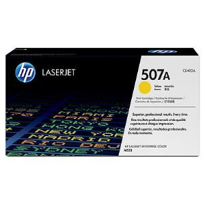 507A YELLOW LASERJET TONER CARTRIDGE CE402A