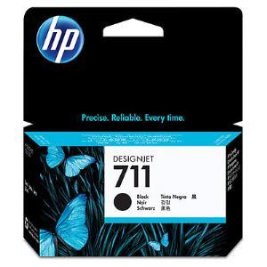 HP 711 38ml Black Ink Cartridge