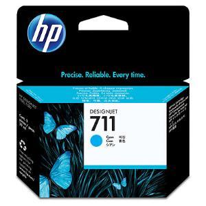 HP 711 29ml Cyan Ink Cartridge